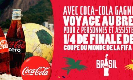 Jeu concours op ration coca cola coupe du monde elior - Jeu de coupe du monde 2014 ...