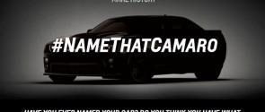 NameThatCamaro