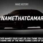 NameThatCamaro
