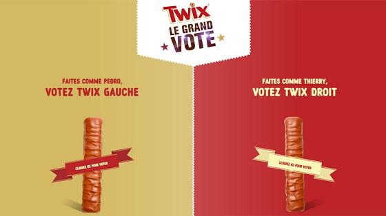 twix vote